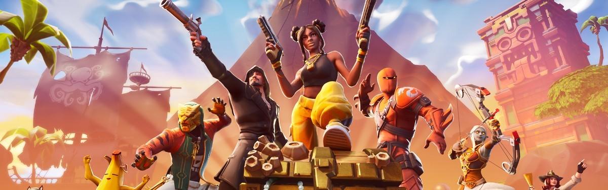 Fortnite — Начался восьмой сезон с пиратской тематикой