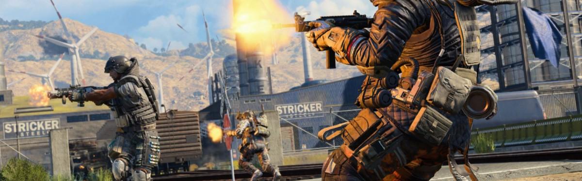 Вскоре начнутся бесплатные дни в Call of Duty: Black Ops IIII
