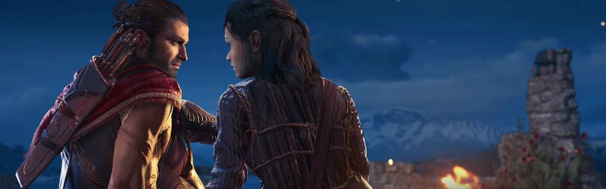 Assassin's Creed Odyssey — «Тени прошлого» подкорректируют в угоду ЛГБТ