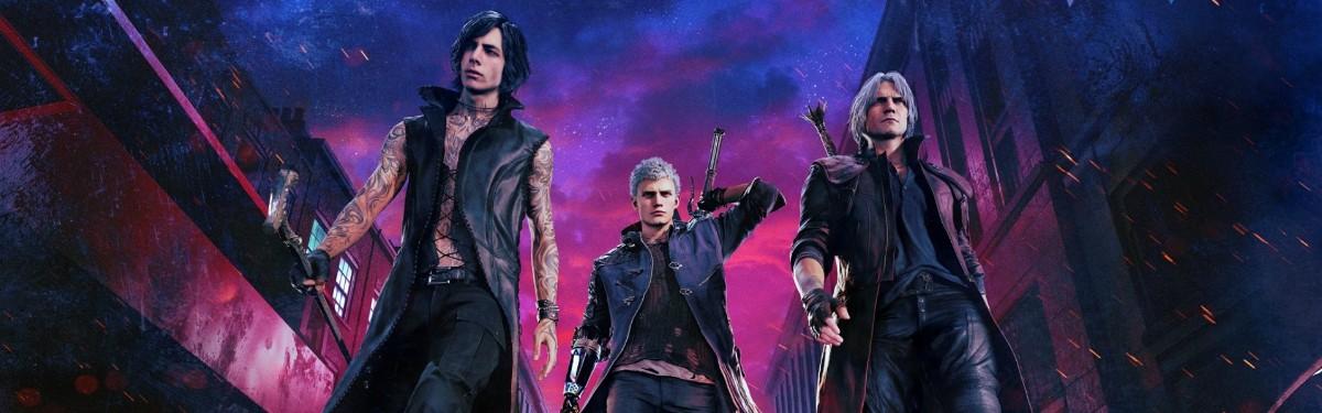 Devil May Cry V - изучаем особенности новой части перед ее выходом