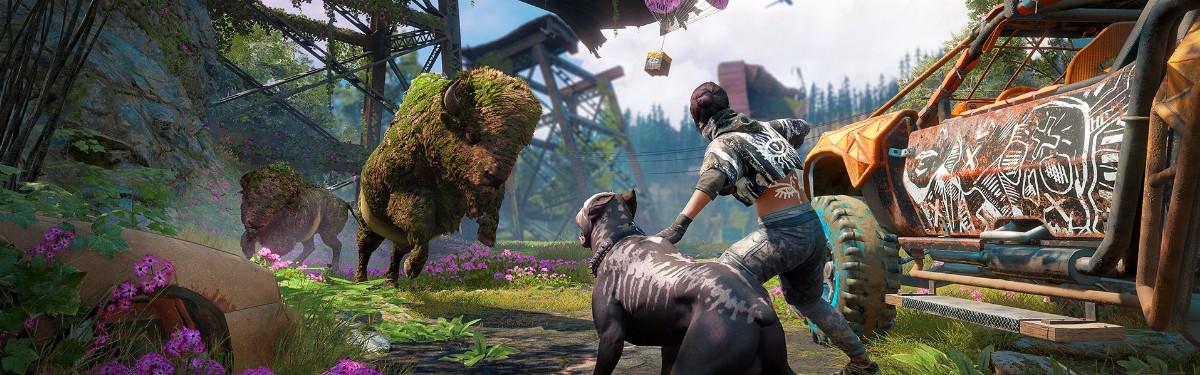 Продажи Far Cry: New Dawn на дисках оказались в четыре раза меньше, чем у Primal