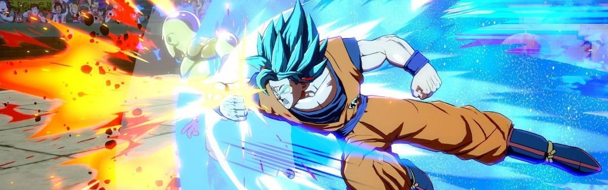 Dragon Ball FighterZ доступен на Nintendo Switch