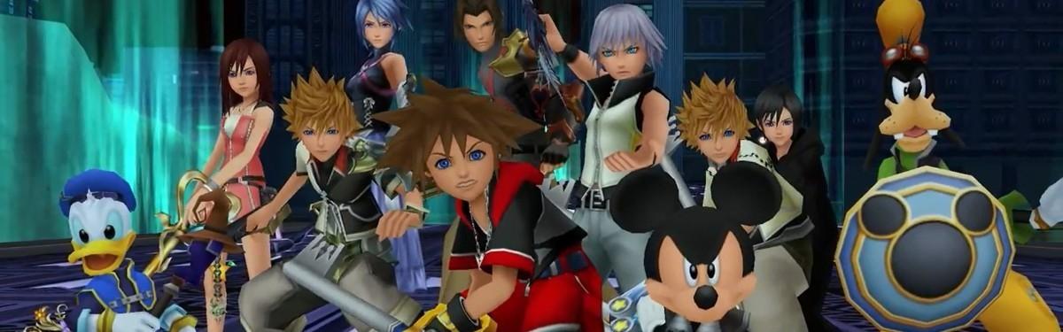 Kingdom Hearts III - основная причина задержки игры - адаптация к новому игровому движку