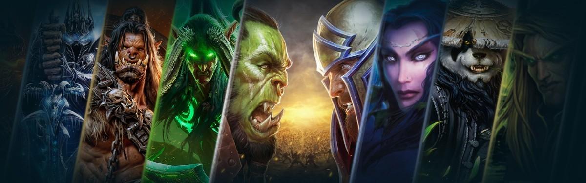 World of Warcraft занял восьмое место среди самых влиятельных игр