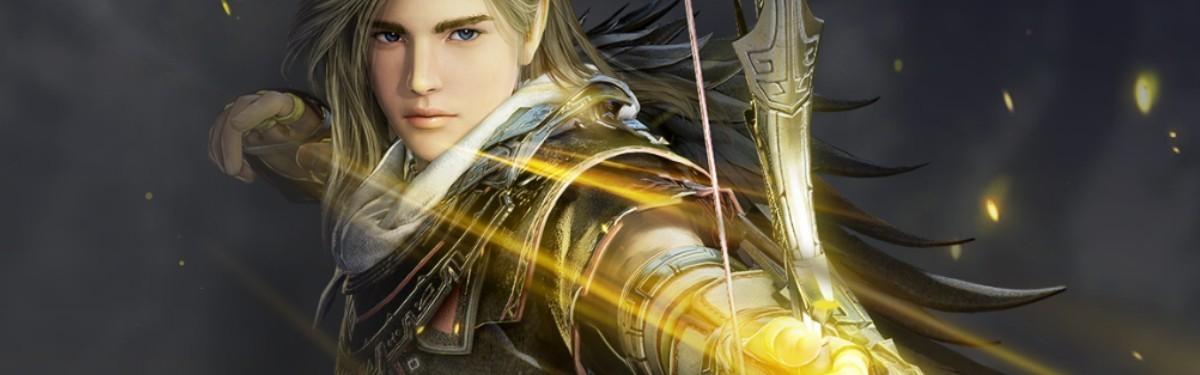 Стрим: Black Desert - К игре присоединился Лучник