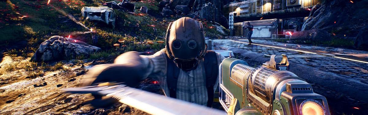 В Obsidian есть маленькие команды, работающие над новыми играми