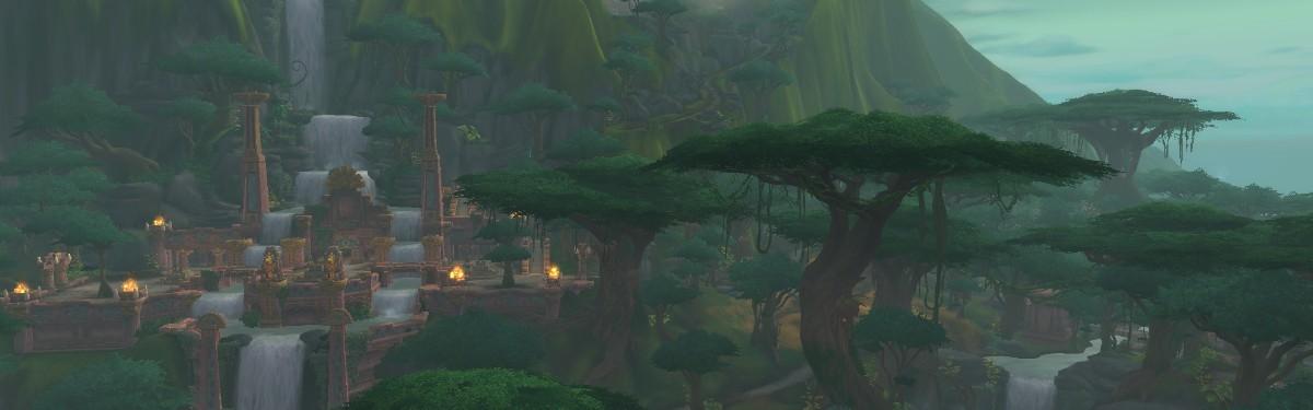 [Стрим] World of Warcraft - В Назимир, в гости к Бвонсамди!