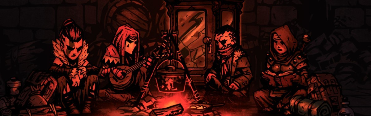 [Стрим] Darkest Dungeon - Поход по подземельям продолжается