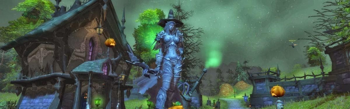 В World of Warcraft начался Тыквовин