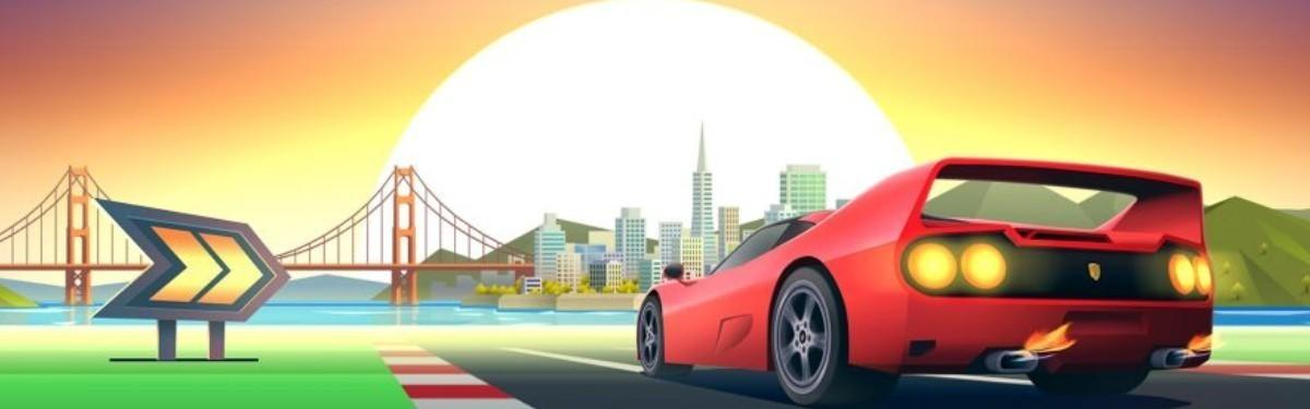 Ретро-рейсинг Horizon Chase Turbo для Switch выйдет 28 ноября