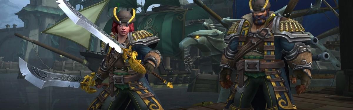 World of Warcraft - Култирасцы и зандаларские тролли пополнили ряды героев