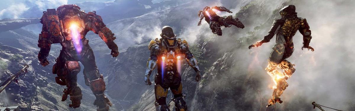 EA признала, что Anthem выключает PS4. Она ищет решение