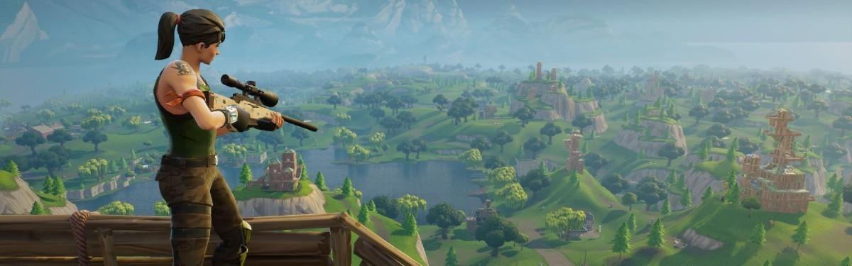 Epic Games подала в суд на организаторов мероприятия в стиле Fortnite