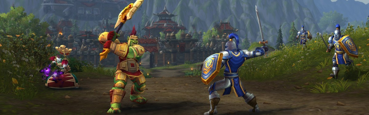 [Слухи] World of Warcraft - Новые фронты развернутся в Степях, Луносвете и Азшаре
