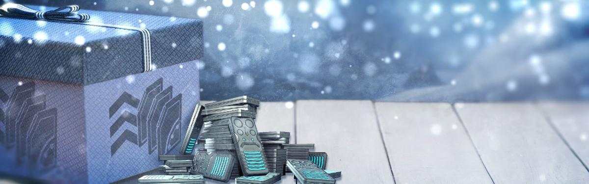 Warframe — Выходные удвоенных кредитов