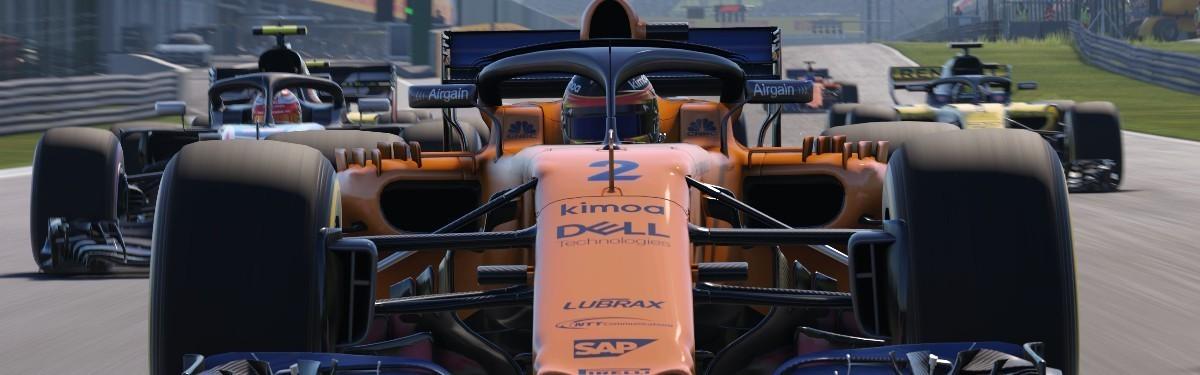 F1 2018 - Системные требования и старт предзаказов в Steam