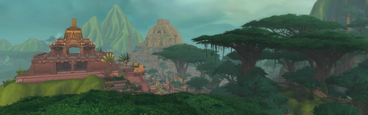 World of Warcraft - Прокачка персонажей немного ускорилась