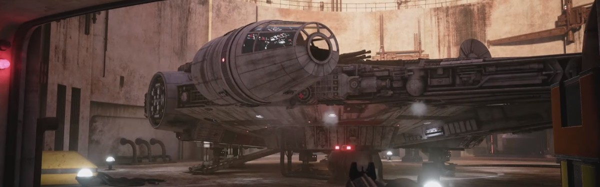 Энтузиасты воссоздали Star Wars: Dark Forces на Unreal Engine 4