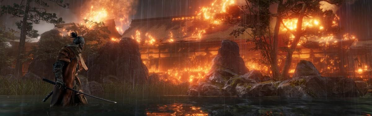 Sekiro: Shadows Die Twice - Новый геймплейный ролик