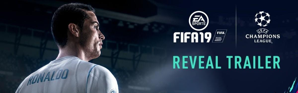 [E3-2018] FIFA 2019 - В игре появится Лига Чемпионов