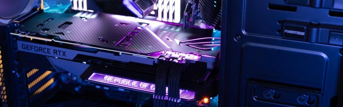ASUS представила видеокарту ROG Matrix GeForce RTX 2080 Ti