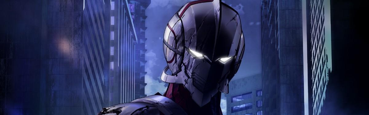 Трейлер аниме «Ультрамен» от Netflix