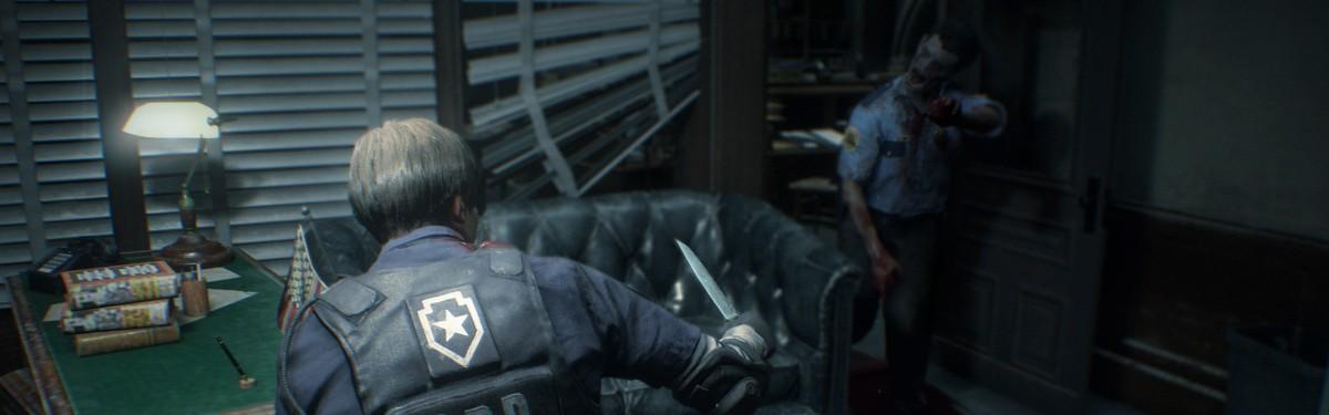 Видео: сравнение оригинала и ремейка Resident Evil 2