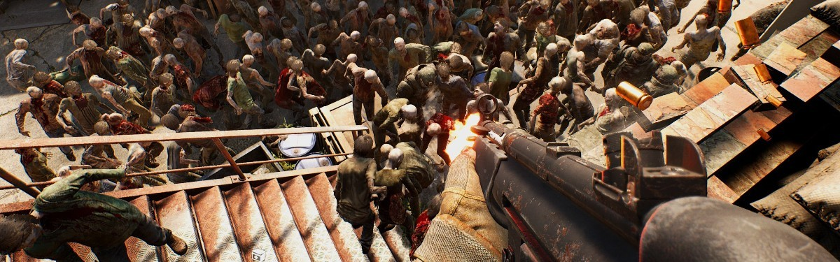 Overkill's The Walking Dead - Консольная версия не отменена