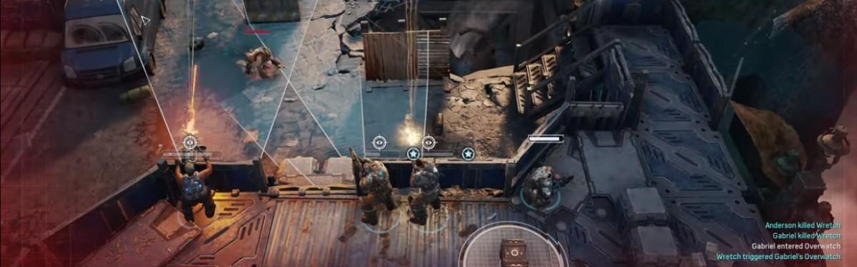[E3-2018] Gears Tactics - Пополнение во франшизе Gears of War