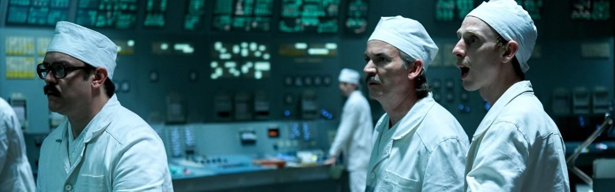 Трейлер мини-сериала канала HBO «Чернобыль»
