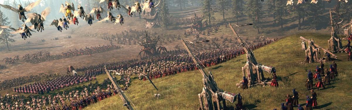 [Стрим] Total War: WARHAMMER II - Благородная Бретонния