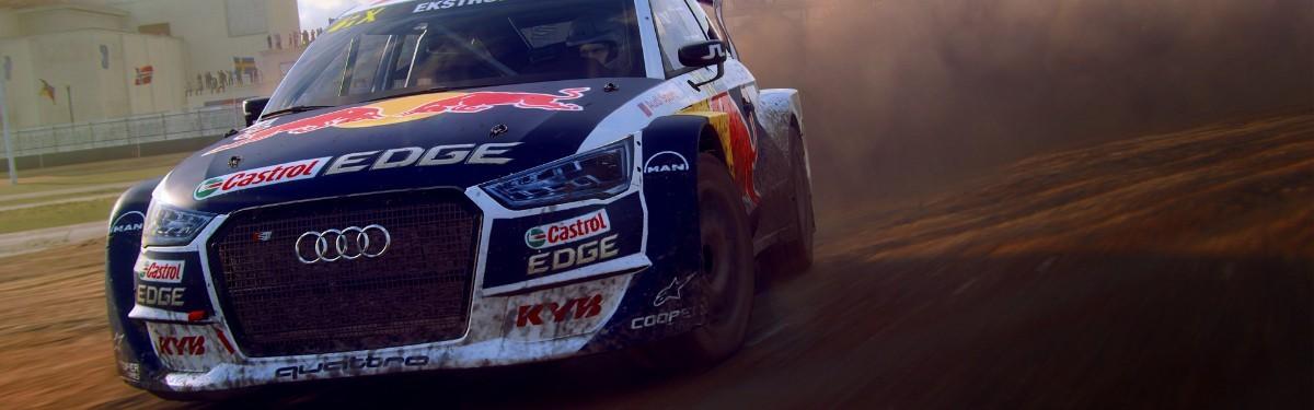 Новый трейлер DIRT Rally 2.0 посвящен чемпионату мира по ралли-кросу
