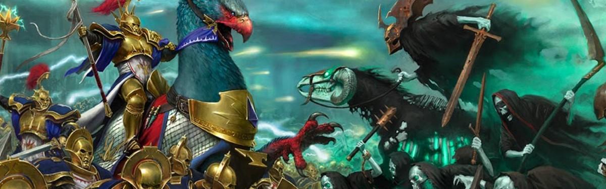 ККИ Warhammer Age of Sigmar:Champions скоро появится в Steam