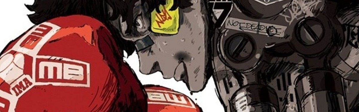 ГоХаниме: Резонанс МЕГАЛОБОКСА - Оказия к ЗАВТРАШНЕМУ ДЖО