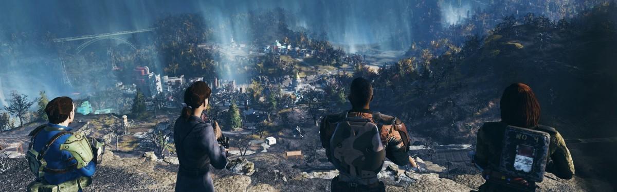 Fallout 76 – Новый апдейт сбалансировал модификации и способности