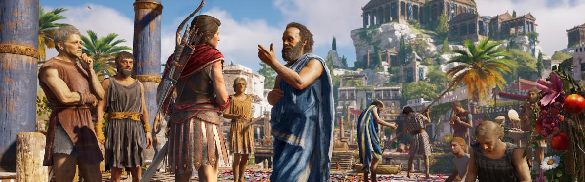 Ubisoft рассказала детали режима New Game Plus в Assassin's Creed: Odyssey