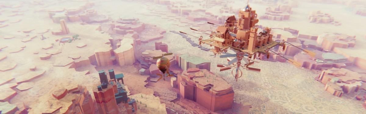 Airborne Kingdom — Анонсирован проект, позволяющий построить летающий город