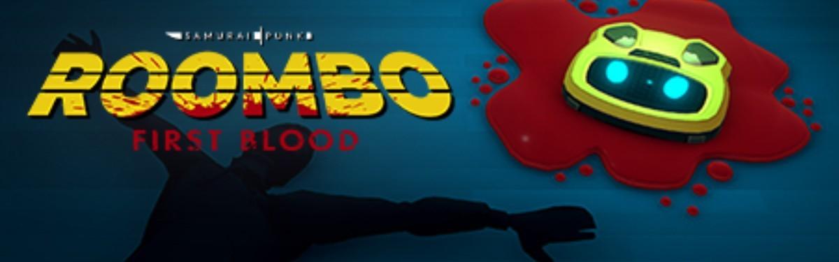 Roombo: First Blood - история о храбром пылесосике