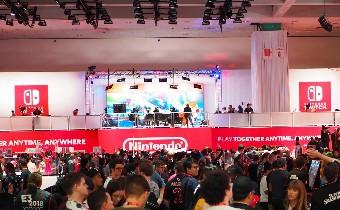 Nintendo на Е3 2018