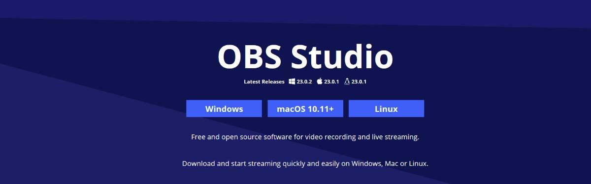 OBS Studio - Обзор нововведений 23-й версии