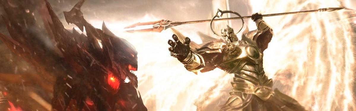 Heroes of the Storm — Империй начал крестовый поход против зла