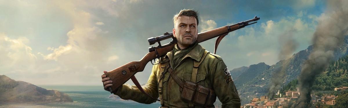 У Rebellion Developments в работе четыре проекта франшизы Sniper Elite