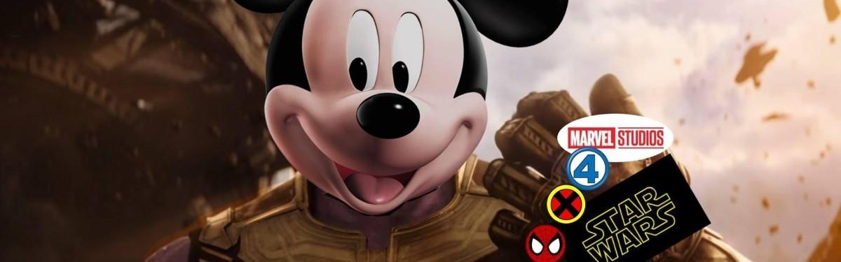Менее чем через сутки Disney получит контроль над Fox