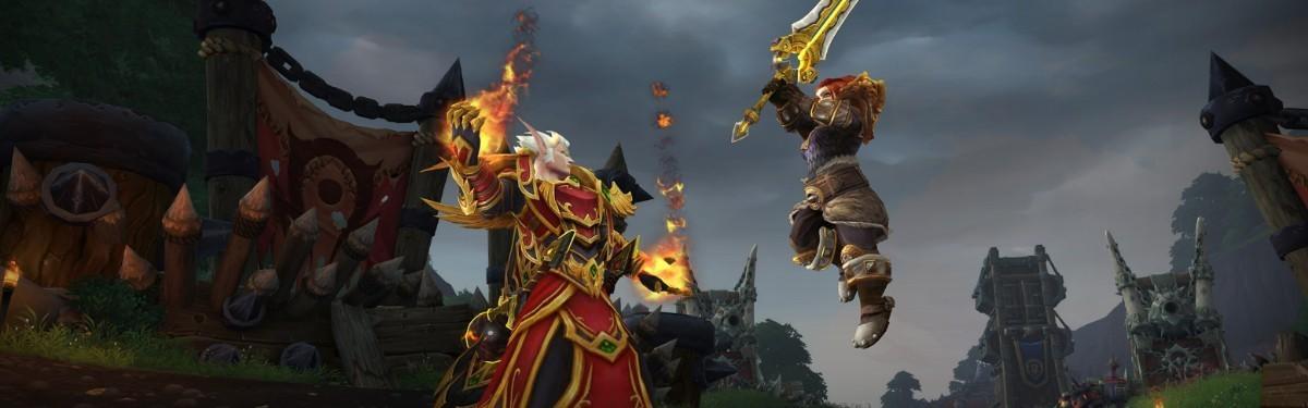 В World of Warcraft появятся новые традиционные доспехи