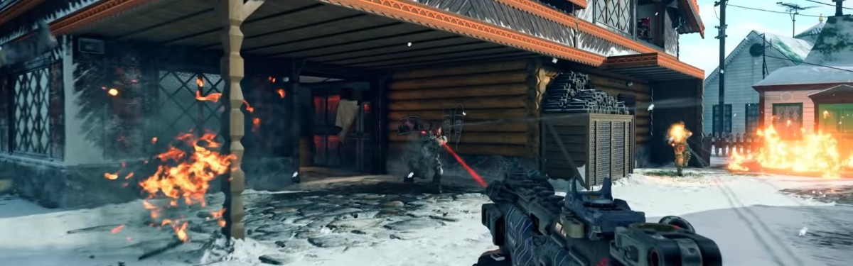 "Call of Duty: Black Ops 4 - Время вернуться в ""Nuketown"""