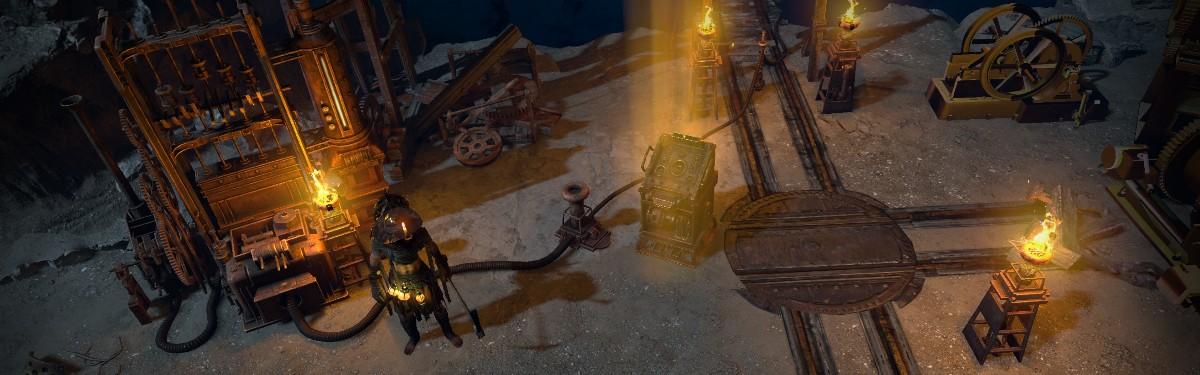 Path of Exile - Тайны Азуритовой шахты
