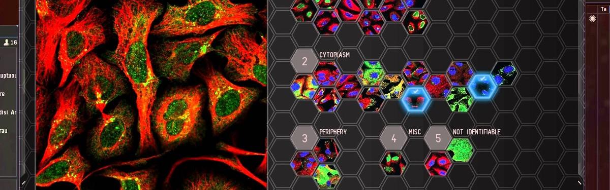 EVE Online - Игроки помогли ученым обнаружить новые виды белков