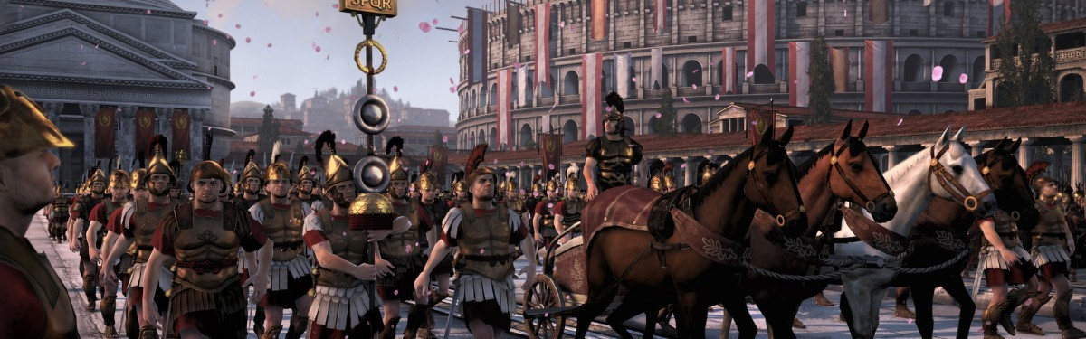 В Total War: Rome II появится семейное древо