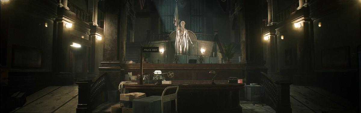 В Resident Evil 2 теперь можно поиграть от первого лица