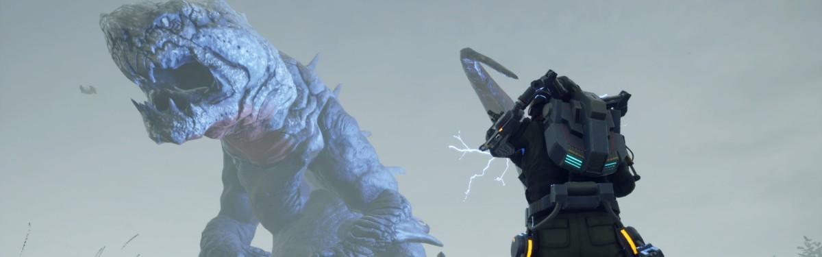 Зубодробительный шутер Earth Defense Force: Iron Rain выйдет 11 апреля